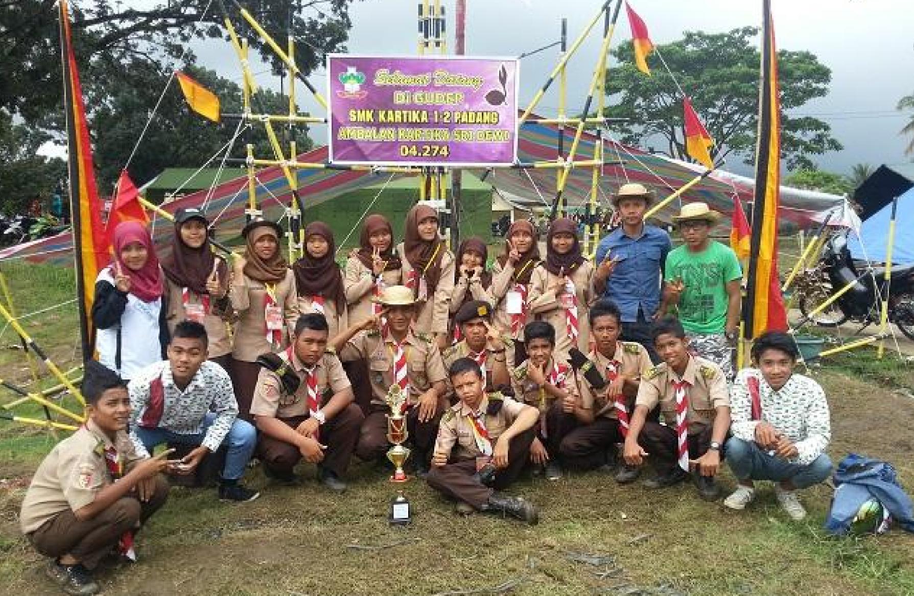 Selamat Datang di SMK Kartika 1-2 Padang